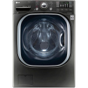 LG front-loading washer