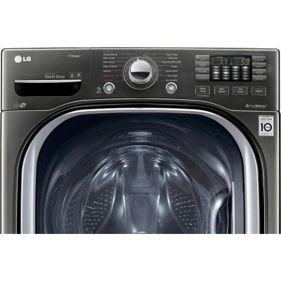 LG front-loading washer